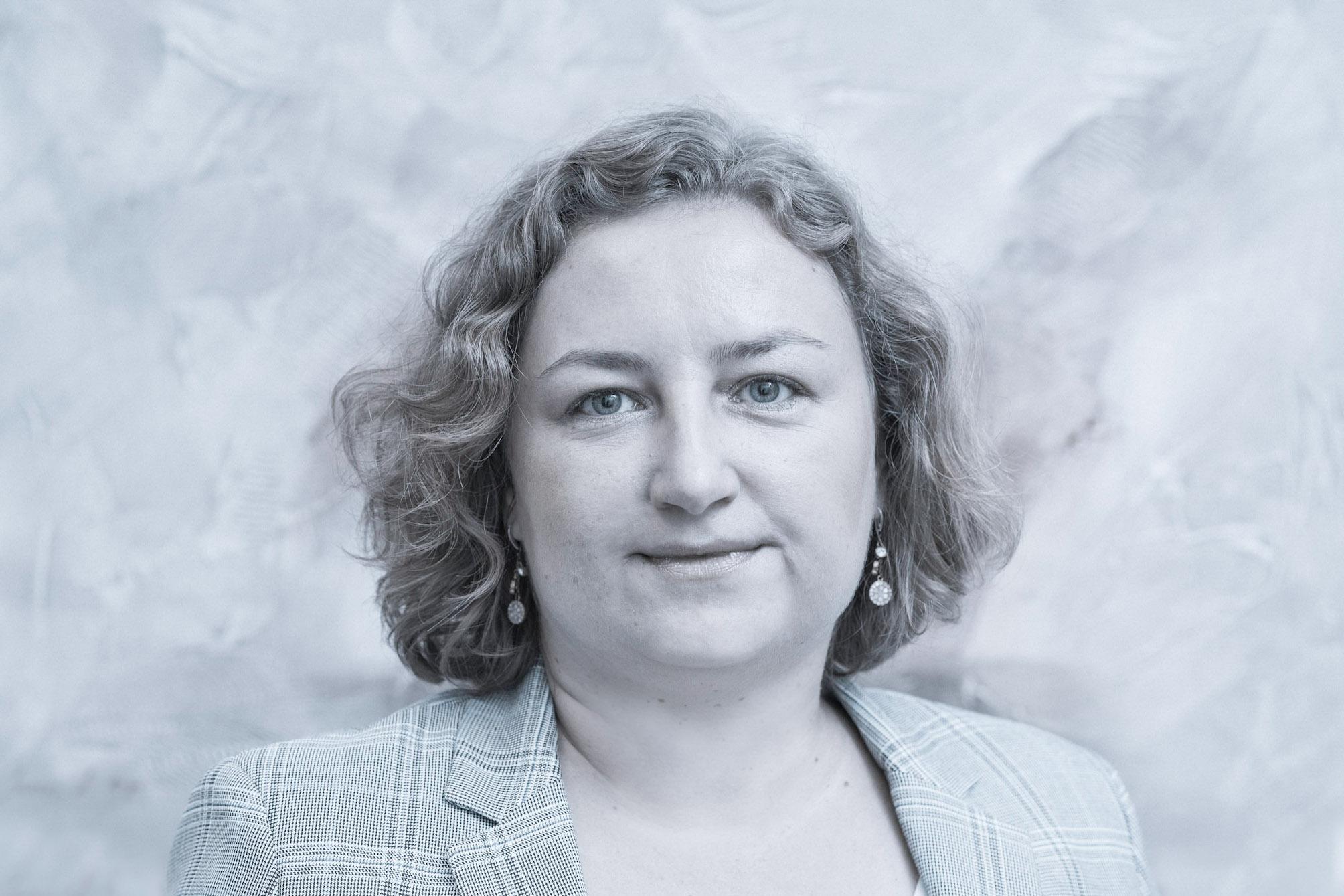 Lawyer Cornelia Stetten