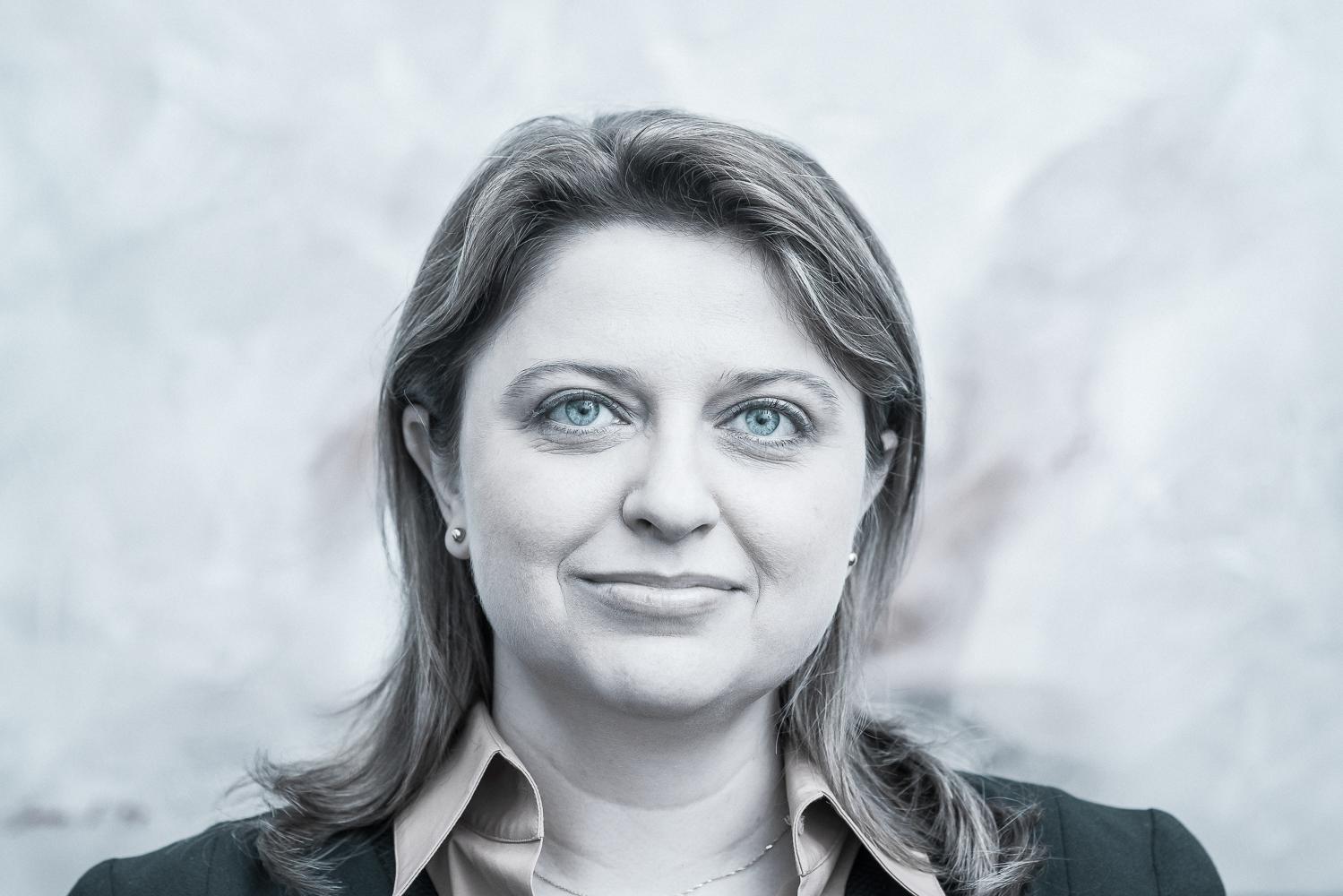 Lawyer Olga Moissyn